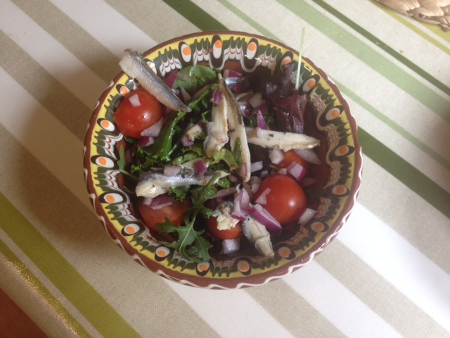 Skin Healthy Salad