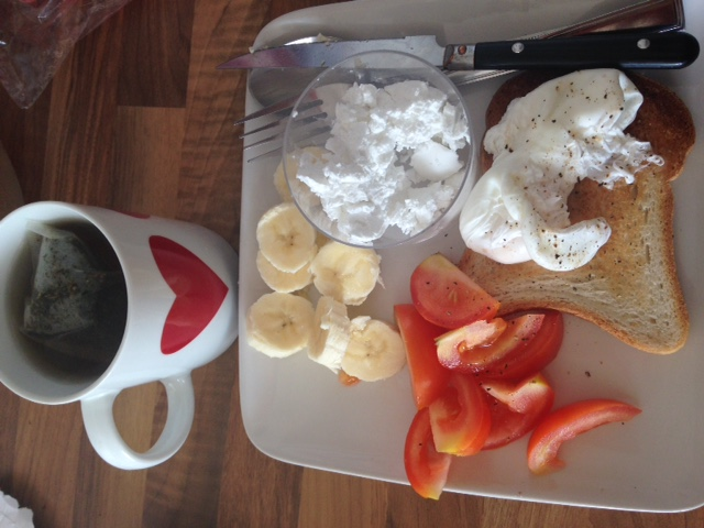 Mix and Match Healthy Breakfast