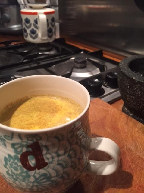 Do you have trouble sleeping? Try Turmeric Milk for a good nights sleep.