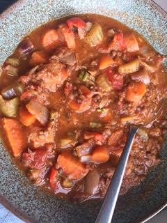 Tuna Stew