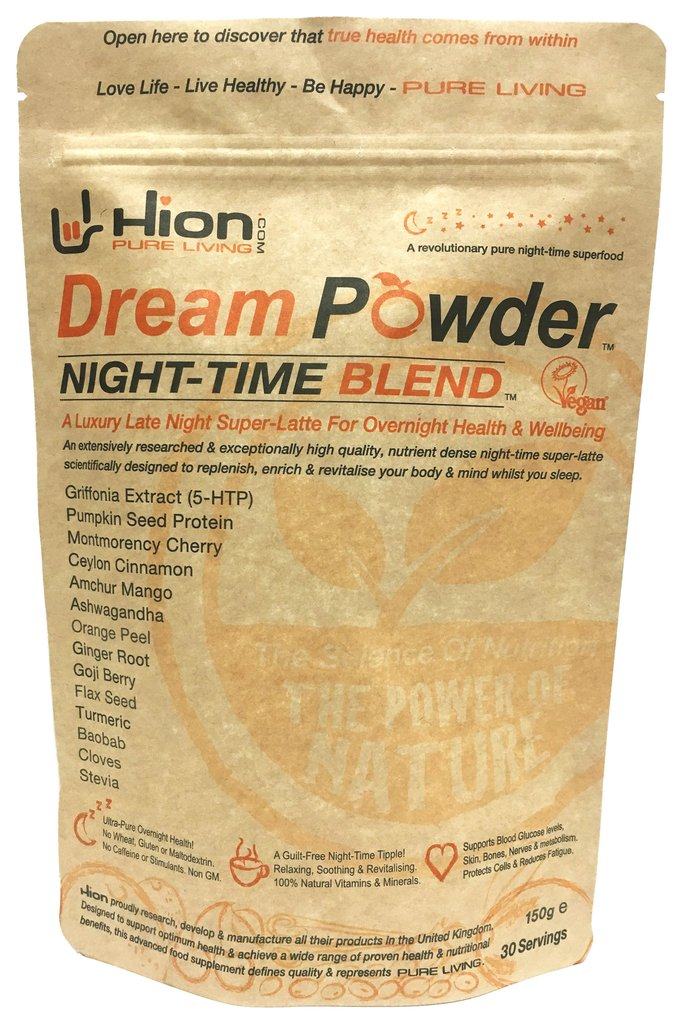 Try Turmeric milk or special blended powders to help you sleep