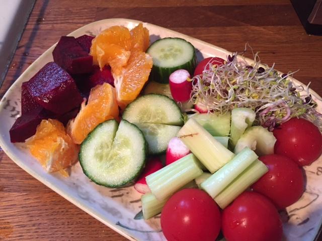 Fruit and Veg Platter