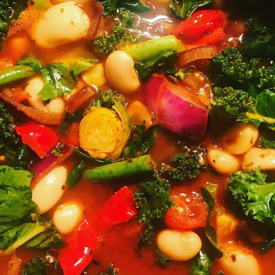 Veggie Stew!