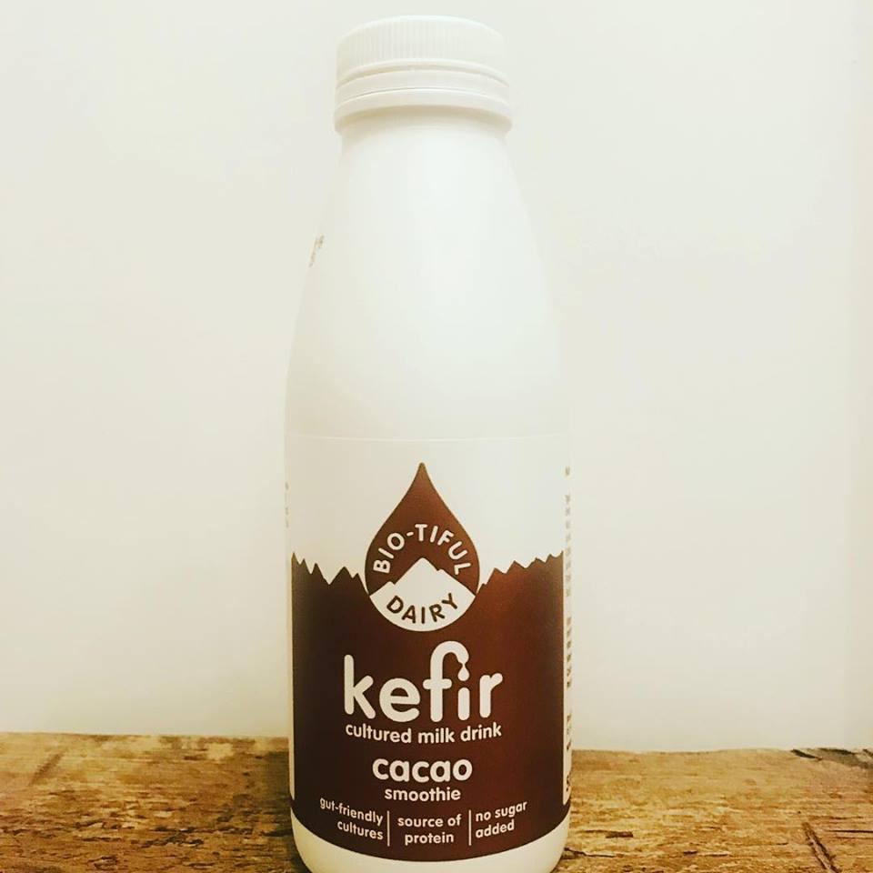 Kefir for better digestion