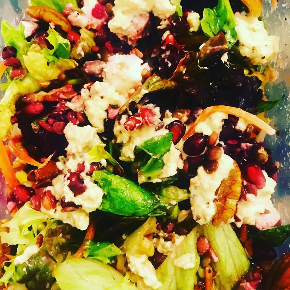 A delicious salad!