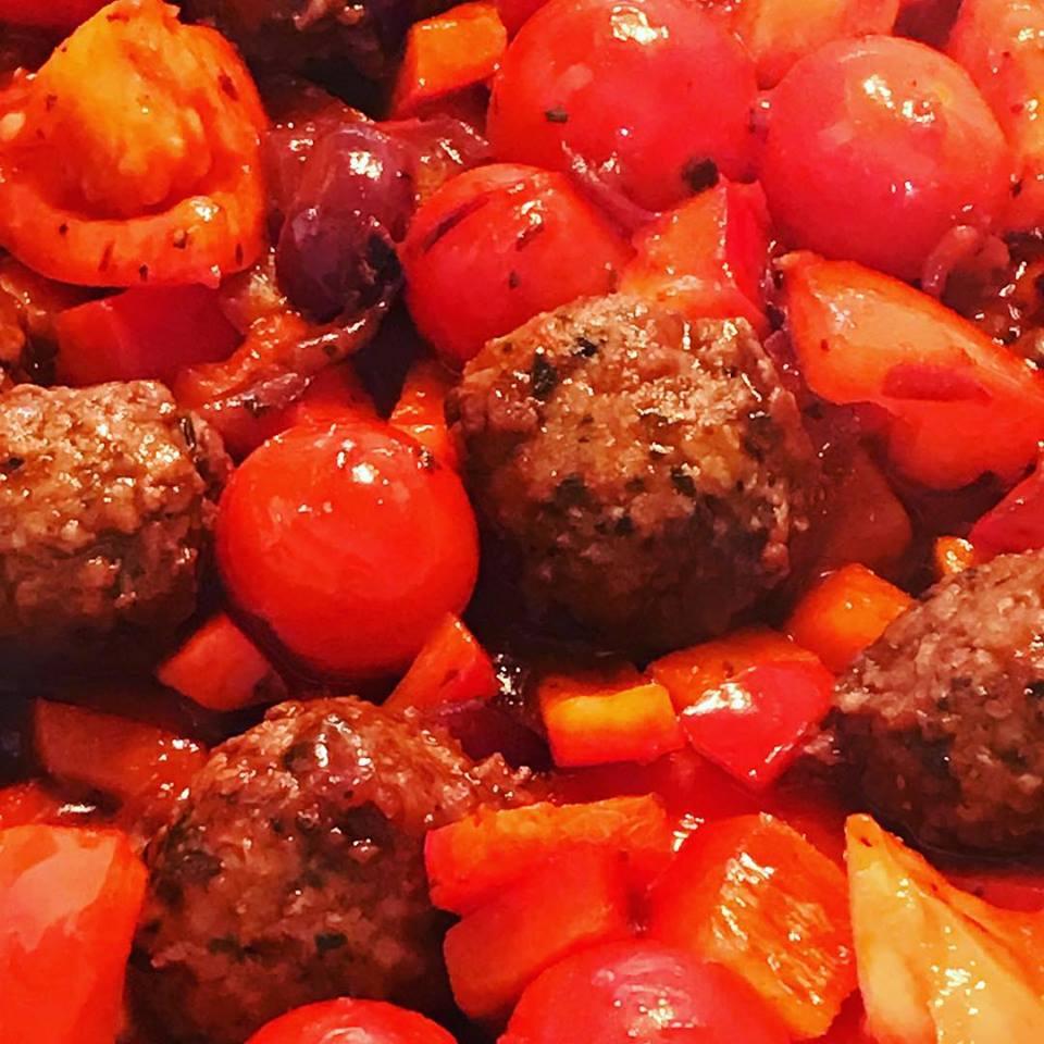 Meatless balls!!!🤗