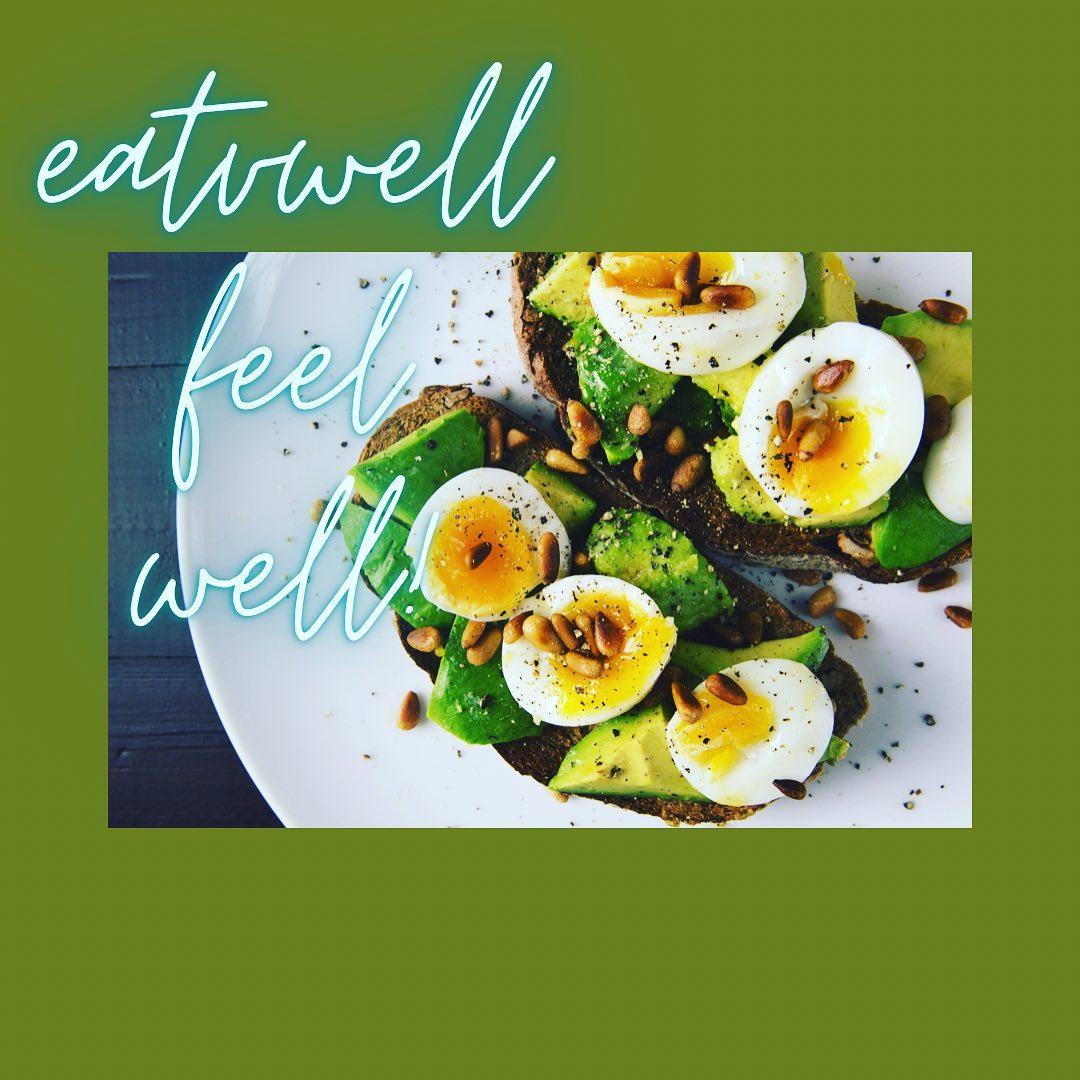 Eat Well, Feel Well!