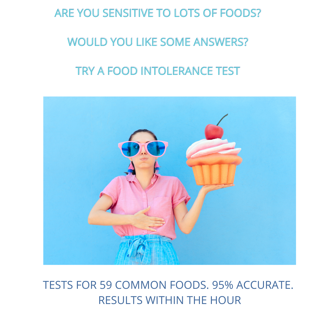 Food Intolerance Tests are a great way to identify which foods can trigger digestive issues